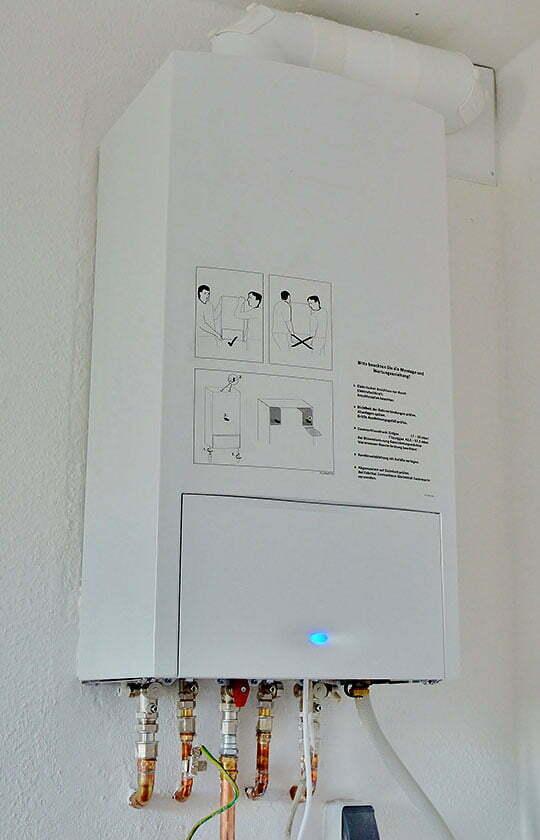 Boiler Servicing & Repairs, image of a boiler